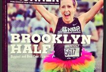 Sparkly Fall 2013 Marathon Training