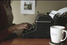 Writing Stuff / by Christi Dallam