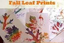 Fall themed crafts!