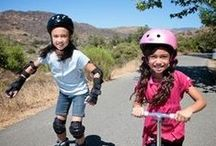 Safety & injury prevention / Tips to help keep kids safe and avoid injury. / by CHOC Children's