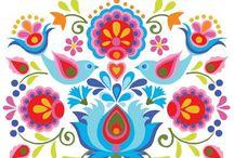 Folk Art and Design