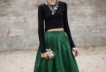The Maxi Skirt