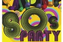 Party ideas / by Stephanie Maki