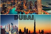 DUBAI / This urban paradise is a glamourous playground for adults, with a heady mix of sun, sand and adventure.
