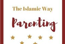 Parenting - The Islamic way / Parenting - The Islamic way. Day to day activities, inculcating deen in children  and Islamic activities. Follow the board and send me a message with your email to get added to the board. Vertical pins please