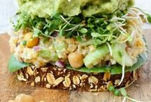 sandwiches, tacos, and wraps / All meals that require no fork or knife