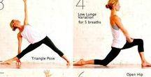 yoga, meditation and mindfulness