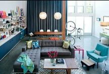 Homebody / Cool living spaces.