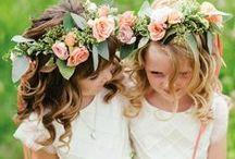 Flower Girls / Flora Fetish hand-picked wedding inspo!