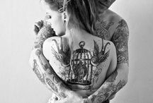 Tattoos / Different body art that I like! Some are ideas for future ink... some are just amazing to look at! / by Drea Potts