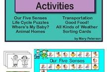 Science and Social Studies Ideas