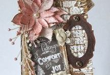 Crafts - Pretty Cards / cards ideas and embellishments