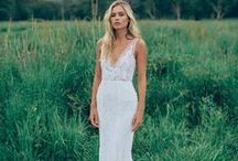 Gowns / Flora Fetish hand-picked wedding inspo! These dresses take our breath away.