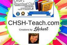 CHSH-Teach.com - Creations by LAckert / Educational resources for teachers and homeschool families Visit us @ CHSH-Teach.com & ChristianHomeSchoolHub.com