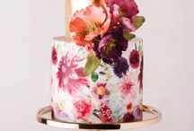 Wedding Cake yummies / Wedding cakes. Inspiration for wedding cakes