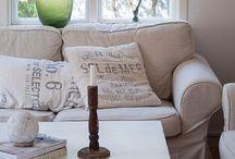 Living room / by Renata Krajmerova Jassova