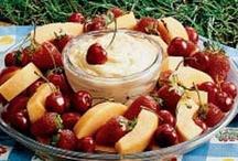 more fresh fruit, fruit sides and fruit desserts