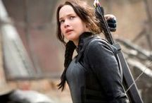 hunger games!!! / by kaitlyn Hild