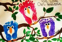 CRAFTS FOR pRE K KIDS / by Clydean Hendley