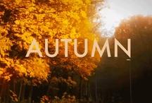 autumn! / by Melissa Maisonneuve