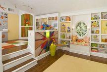 Playroom / by Sarah Bailey