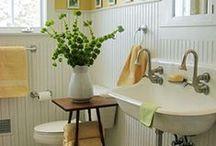 bathroom  / by Gail Tuckey