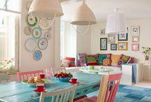Cozy Homeschooling Home