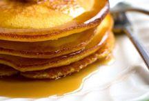 breaky food-pancakes / Dedicated to pancakes / by Karen Benisch