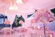 Marquee Wedding ideas / Marquee wedding inspiration by Flourish