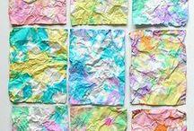 Preschool Art and Craft / by Renee Coetzee