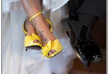 Yellow Wedding / Yellow wedding inspiration