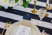 Seaside theme wedding / Seaside theme wedding ideas
