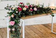Garlands / Flora Fetish hand-picked wedding inspo!