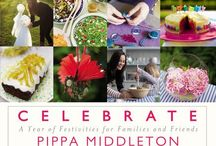 My Collection of Pippa Middleton Recipes / Entertaining