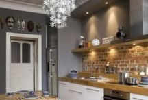 The Burrows kitchen