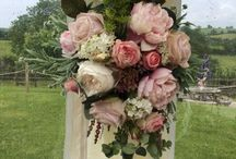 Bright Pink Wedding