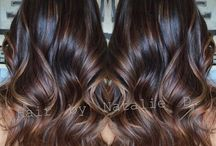 Hair - style & color