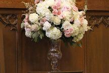 Pedestal wedding