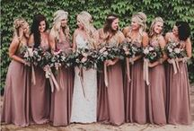 Bridesmaid & Mother of Bride Gowns / Flora Fetish hand-picked wedding inspo!