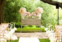 Venues: Four Seasons / A collection of our weddings from Austin Four Seasons! Featured in Southern Weddings Magazine