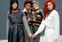 Women's Fall Winter 2017 Collection / The Louis Vuitton Fall Winter 2017 Collection by Nicolas Ghesquière