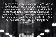 words of wisdom / by Nicole Hragyil