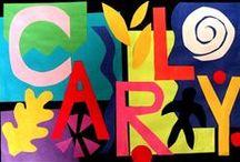 Kids Art - Mixed Media/Collage  / by Teach Kids Art