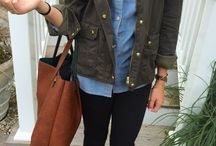 My Style / Fashion!! / by Sarah Downey