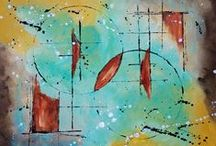 Christy Martin  - Paintings / These are some of my paintings. I'm inspired by color, light and shapes in nature. http://www.cmartinphotostl.com/Art/Christys-Paintings-1/ or contact me at cmartinphotography@yahoo.com