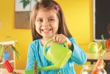 Teaching Green / April 22nd is Earth Day! Celebrate with activities that teach how we can take better care of our planet including: sensory play, do-it-yourself recycling ideas, arts and crafts, and more! / by Learning Resources
