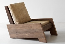 Furniture / by Christopher Andreola