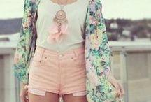 Spring/Summer! / Spring/Summer wear