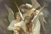 Angels for my mother and sister / by Laura Richards