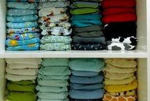 Cloth Diapering / by Valerie Jensen